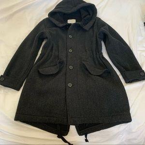 Aritzia Community Dassel Wool Coat